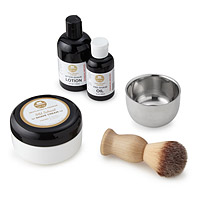 Full Sized Old School Shave Kit