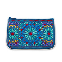 Marrakesh Embroidered Mini Pouch