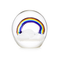 Cloud Nine Rainbow Paperweight
