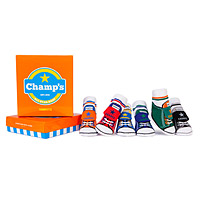 Champ's Socks- Set of Six