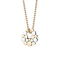 Floating Dot Necklace