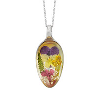 Blooming Spoons Necklace