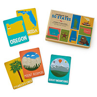 50 States Vocab Flashcards
