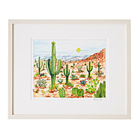 Desert Cacti of the Southwest