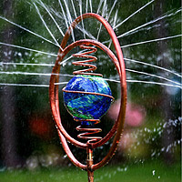 Copper Spiral Sprinkler