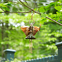 Garden Fairy Hanging Sculpture