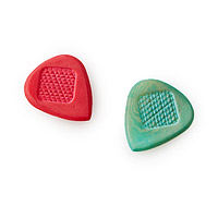 Tagua Guitar Picks - Set of 2