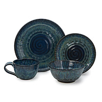 Shibori Dishware Collection