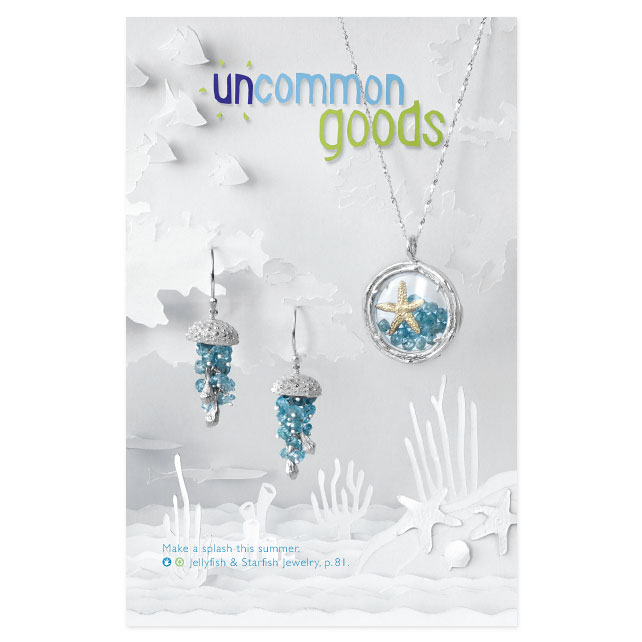UncommonGoods Catalog Cover