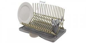 high and dry dish rack