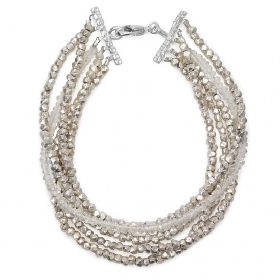 Birth Stone Bracelet by Catherine Weitzman