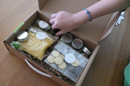 Gift Lab Diy Lip Balm Kit The Goods