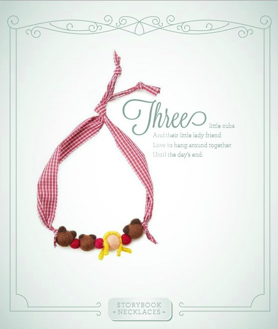 Storybook   Necklace