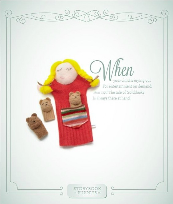 Storybook Puppets | UncommonGoods