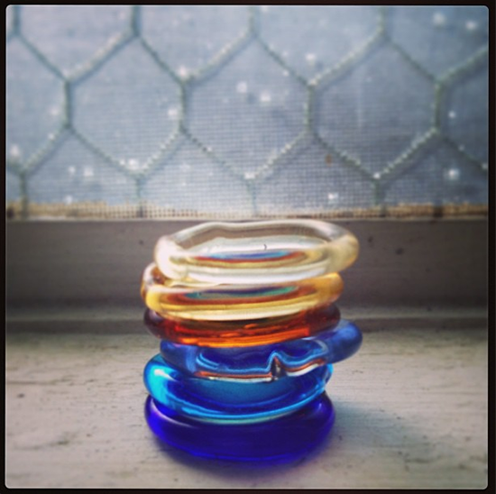 Glass Rings | UncommonGoods