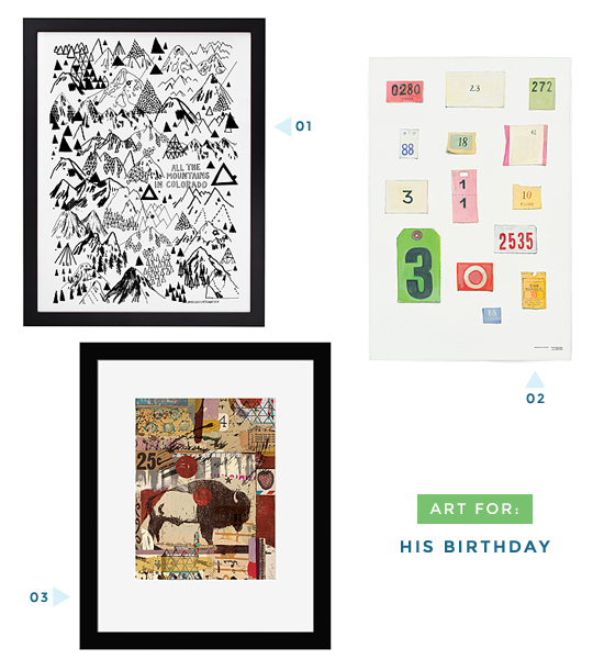 Art gift ideas for him | UncommonGoods