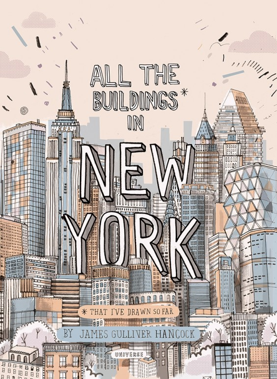 All the Buildings in NY