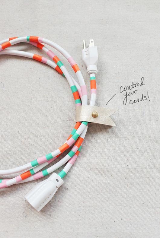 Decorative Power Cord
