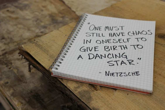Nietzsche Quote | UncommonGoods