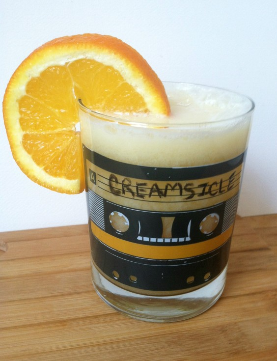 Creamsicle Cocktail Recipe