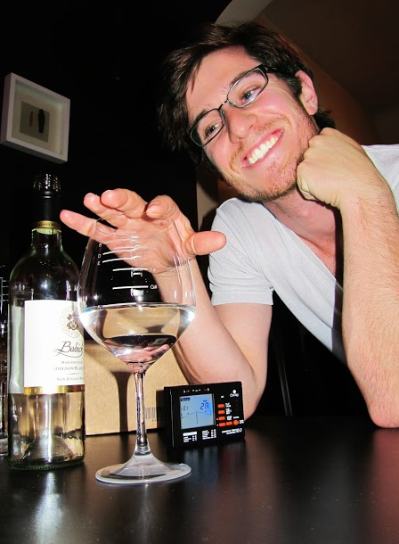 Playing Music on Wine Glasses