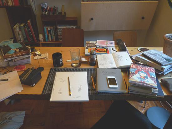 the table | GothamSmith | UncommonGoods