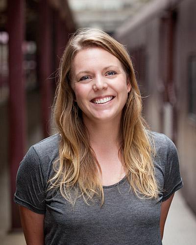 UncommonGoods Associate Art Director Rebecca Paull Marshall