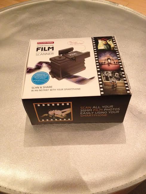 Smartphone Film Scanner | UncommonGoods