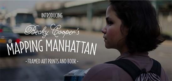Mapping Manhattan Contest Details