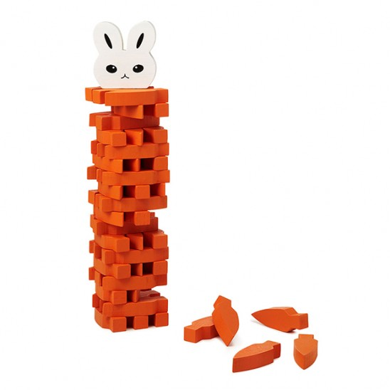 Stack the Carrots Game | UncommonGoods