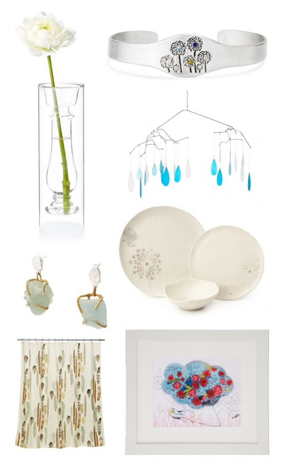 Four Elements Mood Board: Air | UncommonGoods