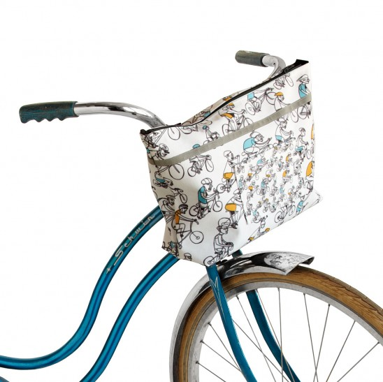 Bike Tote | UncommonGoods
