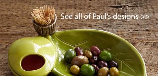 Olive Dish | UncommonGoods