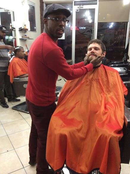 Beard Massage