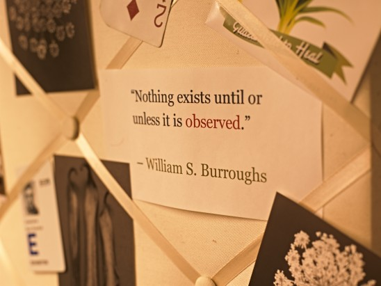 William S. Burroughs quote