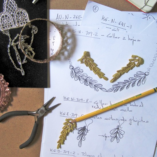 Lace Jewelry Designs |UncommonGoods