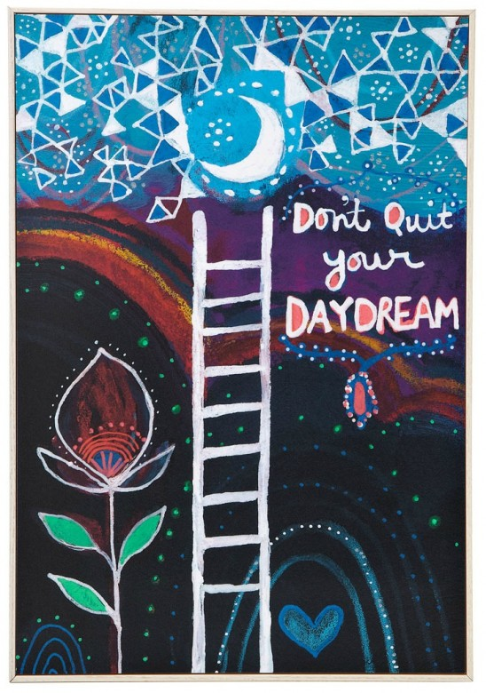 Don't Quit Your Daydream | UncommonGoods