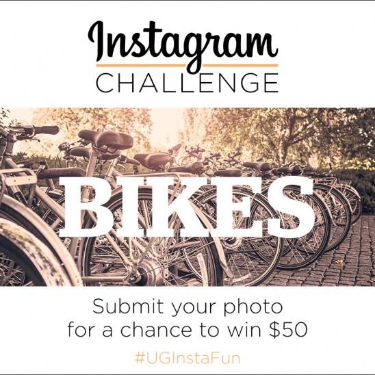 Instagram Challenge | Bicycles | #UGInstaFun | UncommonGoods