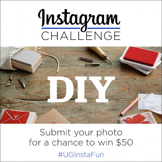 Instagram Challenge | DIY | #UGInstaFun | UncommonGoods