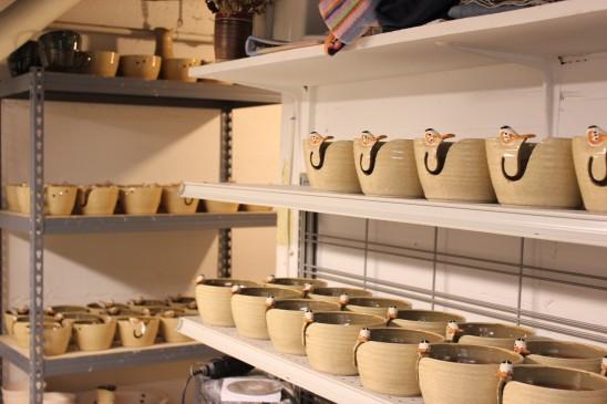 Birdie Yarn Bowls | UncommonGoods