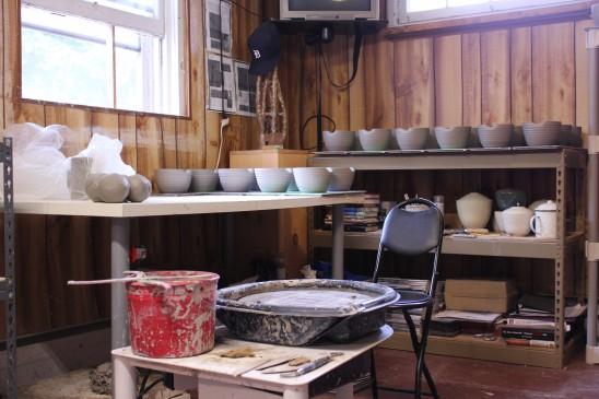 Aaron's Studio