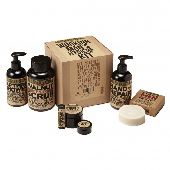 Working Man's Hygiene Kit | UncommonGoods
