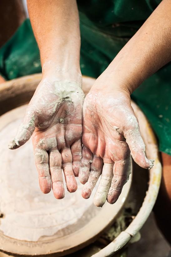 Maggy's Hands