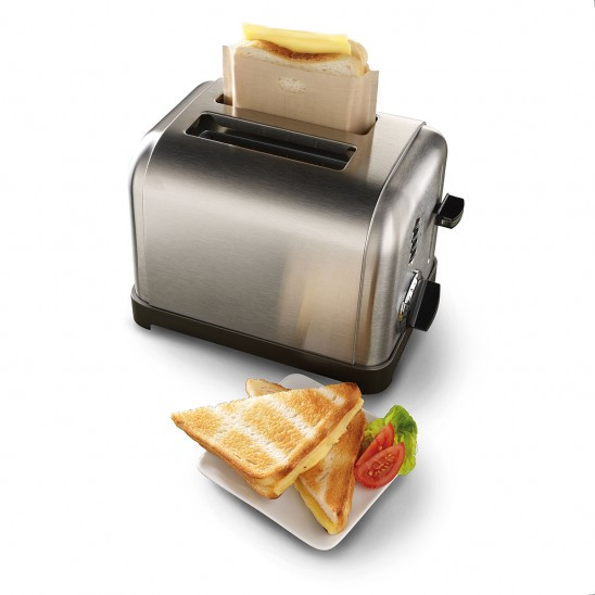 Toaster Grilled Cheese Bags | UncommonGoods