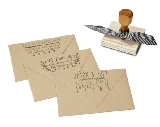 Custom Address Stamps | UncommonGoods