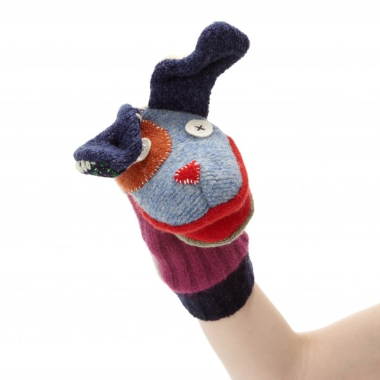 Dog Puppet Making Kit | UncommonGoods