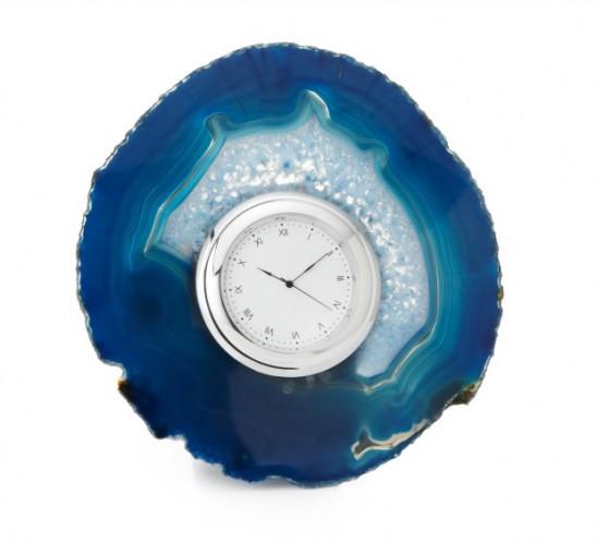 Agate Desk Clock | UncommonGoods