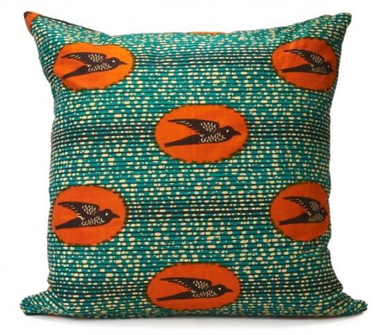 Handmade Sparrow Pillow | UncommonGoods