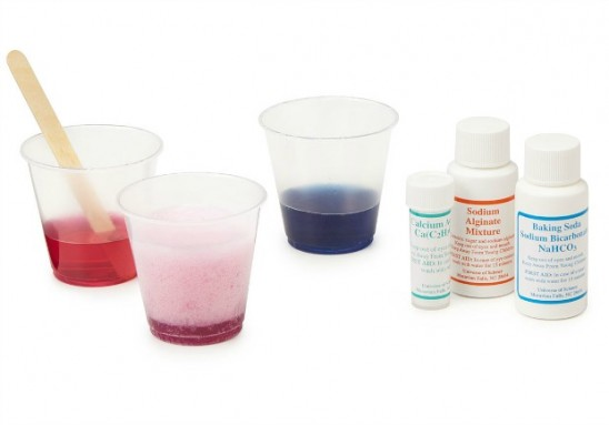Kid's Edible Chemistry Kit | UncommonGoods