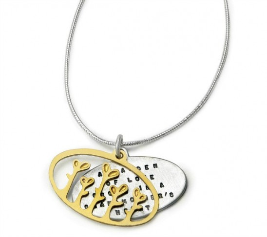 Grandmother's Garden Necklace | UncommonGoods